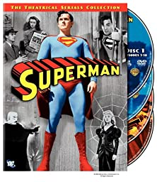 Superman - The 1948 & 1950 Theatrical Serials Collection
