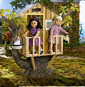American Girl Kit's Treehouse