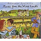 MUSIC FROM THE WINE LANDS - CD