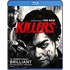 KILLERS debuts on Blu-ray and DVD April 7th from Well Go USA