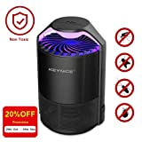 KEYNICE Electric Mosquito Killer Insect Trap Powerful Bug Zapper, Fly Catcher, UV LED Non-Toxic Mosquito Repellent Insect Killer for Home Kitchen Restaurant (Color: MW03U)