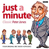 Just A Minute: Peter Jones Classics | [Ian Messiter]