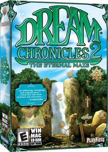 Dream Chronicles 2: The Eternal Maze, PC