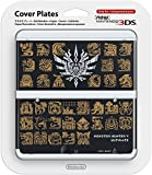 Cheapest New 3DS Monster Hunter 4 Black Faceplate for new 3DS only on Nintendo 3DS