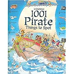 Product Image 1001 Pirate Things to Spot (Hardcover)