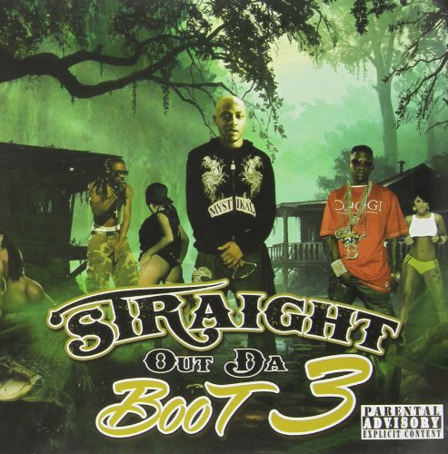 Straight Out the Boot 3 (Lil Boosie Mixtapes compare prices)