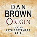 Origin Audiobook by Dan Brown Narrated by To Be Announced