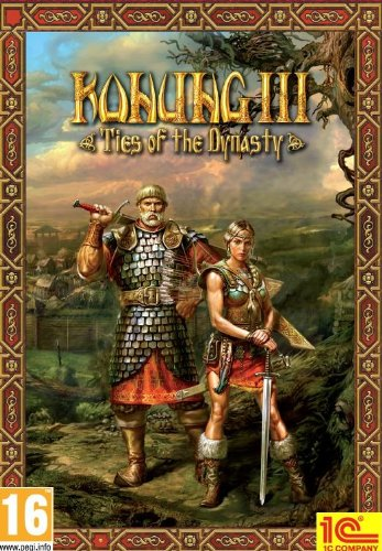 Konung 3: Ties of the Dynasty [Game Download]