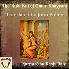 Omar Khayyam Audiobook by John Pollen Narrated by Denis Daly