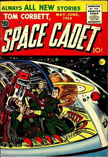 poster-comics-cover-prize-group-tom-corbett-space-cadet-1-vintage-wall-art-print-a3-replica
