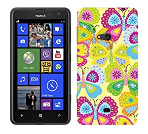 WOW Printed Designer Mobile Case Back Cover For Nokia Lumia 625