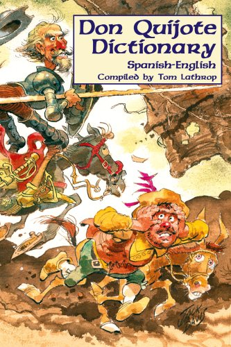Don Quijote Dictionary (Spanish Edition)