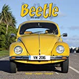 VW Beetle 2016 Wall Calendar