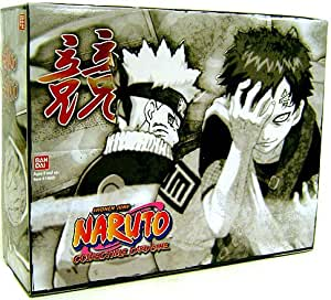 Naruto Collectible Trading Card Game Eternal Rivalry 1st Edition Booster Box (24 Packs)