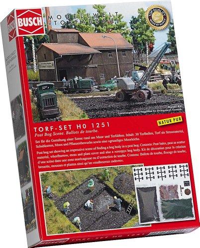 busch-environnement-bue1251-modelisme-ferroviaire-ballots-de-tourbe-avec-cadavre-kit
