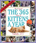 365 Kittens-a-Year 2015 Wall Calendar