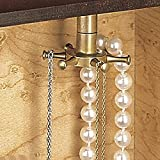 Brusso Solid Brass Chain Carousel