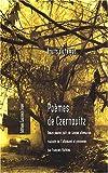 echange, troc François Mathieu - Poèmes de Czernovitz : Douze poètes juifs de langue allemande