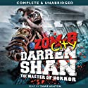 Zom-B: City: Zom-B, Book 3 Audiobook by Darren Shan Narrated by Zawe Ashton