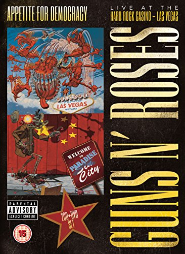 Appetite For Democracy 3D: Live At The Hard Rock Casino - Las Vegas