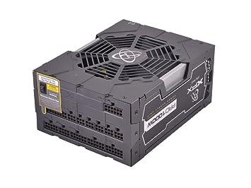 XFX P1-1000-BELX Alimentation PC ATX 1000W 80+ Platinum Modulaire garantie 5ans