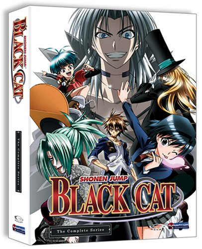 Black Cat: The Complete Series