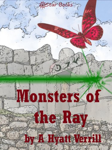 Monsters of the Ray cover