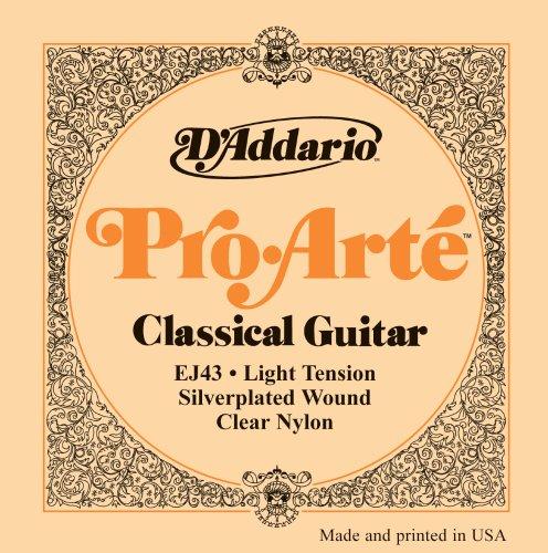 D'Addario EJ43 Pro-Arte Nylon Classical Guitar