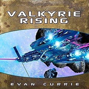 Valkyrie Rising Audiobook