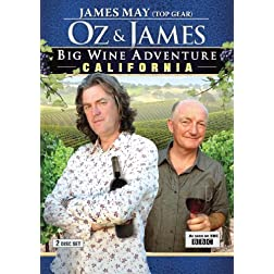 Oz & James Big Wine Adventure - California