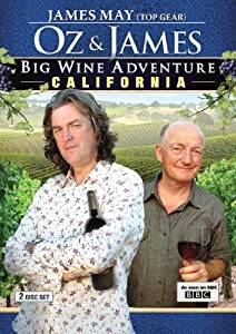 Oz & James Big Wine Adventure - California