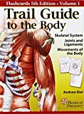 img - for Trail Guide to the Body Flashcards Vol. 1: Skeletal System, Joints, and Ligaments book / textbook / text book