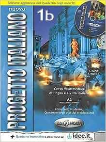 Nuovo Progetto Italiano (Split Version: 4 Volumes) (Italian Edition