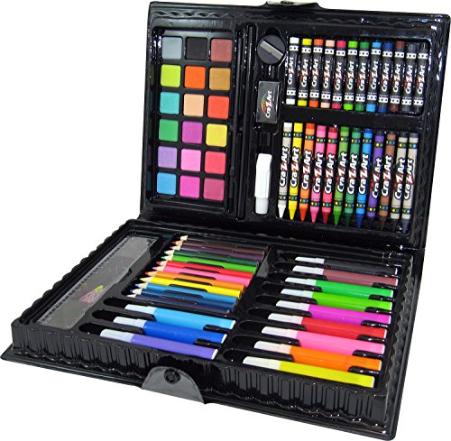 Cra-Z-Art 80 Piece Art Set Toy - 1