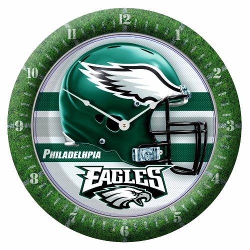 NFL Philadelphia Eagles Game Time Clock