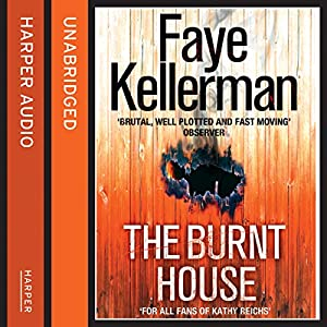 The Burnt House (Peter Decker and Rina Lazarus Crime Thrillers) Audiobook
