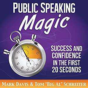Public Speaking Magic Audiobook