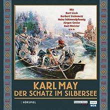 Der Schatz im Silbersee Hörspiel von Karl May Gesprochen von: Heinz Schimmelpfennig, Jürgen Goslar, Kurt Meister