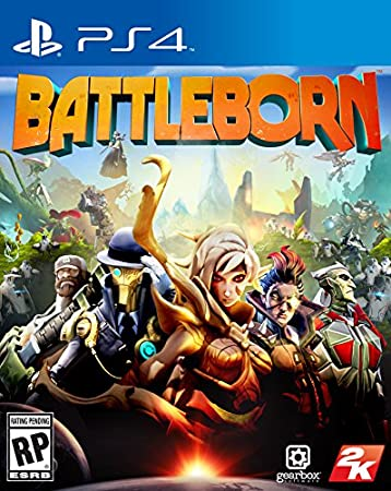 Battleborn - PlayStation 4 [Digital Code]