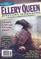 Ellery Queen Mystery Magazine (June 2016) by…