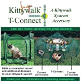 Kittywalk Single T-Connect Unit KWCON1