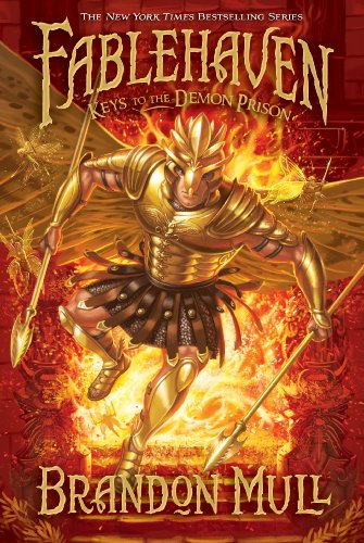 Keys to the Demon Prison (Fablehaven)