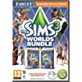 The Sims 3 : Worlds Bundle [import anglais]