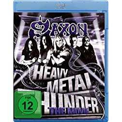 Saxon: Heavy Metal Thunder - Live [Blu-ray]