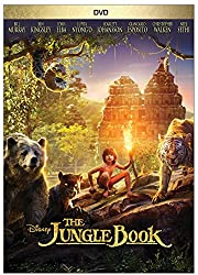The Jungle Book DVD