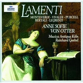 """Purcell: """"O Solitude"""""""