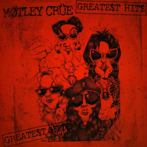 Motley Crue - Greatest Hit$ [Vinyl] - Zortam Music