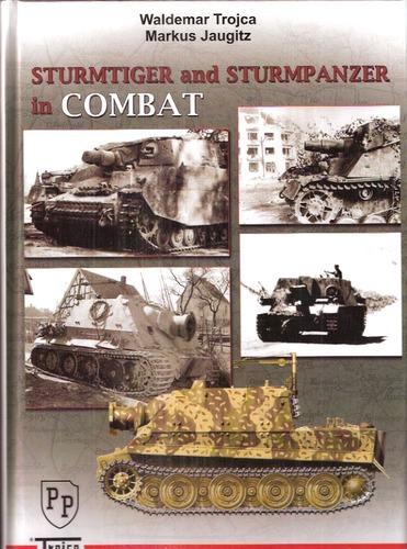 Sturmtiger And Sturmpanzer In Combat