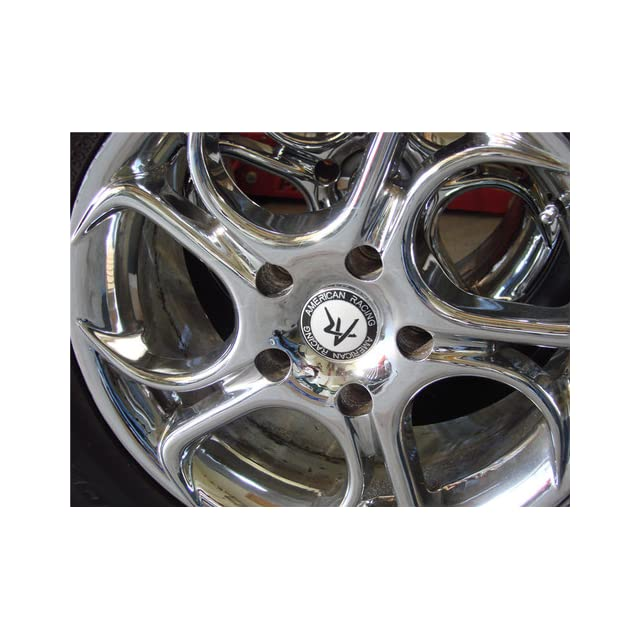 American Racing Nitro AR647 Chrome Wheel (16x8/8x6.5)