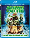 Aliens in the Attic [Blu-ray]